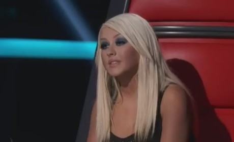 The Voice Instant Elimination: Team Christina