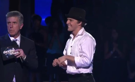 Gavin DeGraw Dancing With the Stars Elimination