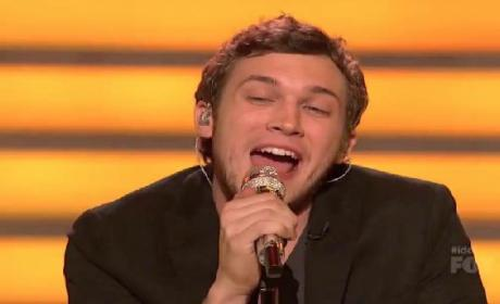 "Phillip Phillips - ""Midnight Hour"""