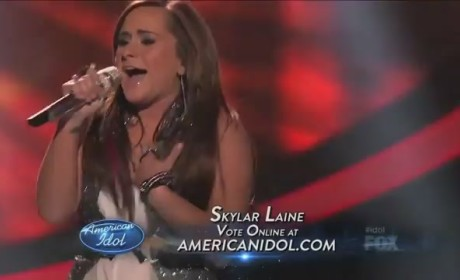 "Skylar Laine - ""Born This Way"""