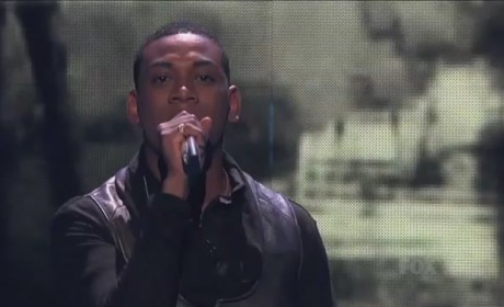 "Joshua Ledet - ""A Change is Gonna Come"""
