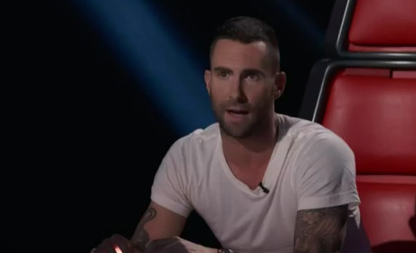 The Voice Instant Elimination: Team Adam