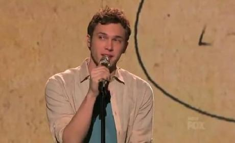 "Phillip Phillips - ""Fat-Bottomed Girls"""