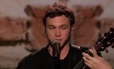 "Phillip Phillips - ""The Stone"""