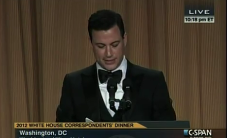 Jimmy Kimmel White House Correspondents Dinner Speech