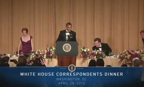 President Obama White House Correspondents Dinner Speech 2012