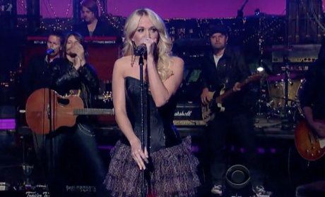 "Carrie Underwood - ""Good Girl"" (Live on The Late Show)"