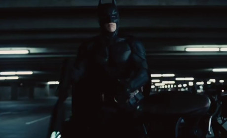 New Dark Knight Rises Trailer: A Bleak Vision For Batman