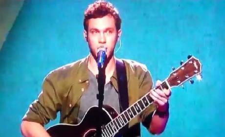 "Phillip Phillips - ""The Letter"""
