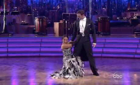 Dancing With the Stars Recap: William Levy Foxtrots to the Top