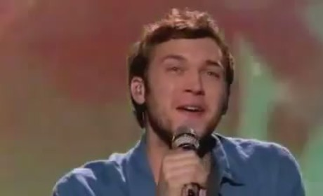 "Phillip Phillips - ""Have You Ever Seen the Rain"""