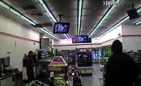 Trayvon Martin 7-Eleven Surveillance Video