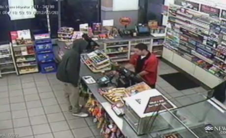 Trayvon Martin Surveillance Video Footage at 7-Eleven