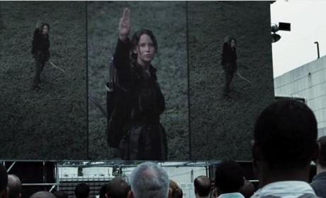 The Hunger Games DVD Trailer