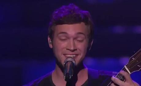 "Phillip Phillips - ""Movin Out"""