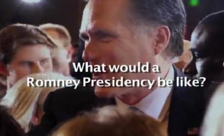 "Mitt Romney ""Day One"" Ads Preview Presidential Goals"
