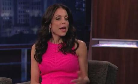 Bethenny Frankel on Divorce Chatter: Watch My Talk Show!