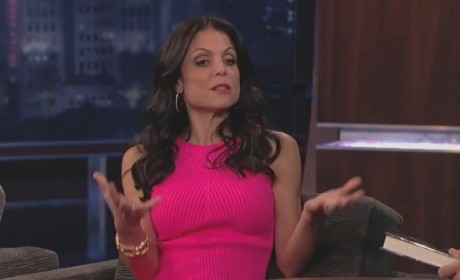 Bethenny Frankel on Jimmy Kimmel Live (Part 2)