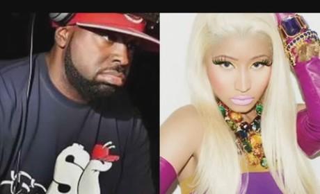 Nicki Minaj Slams Radio Station, Funk Master Flex