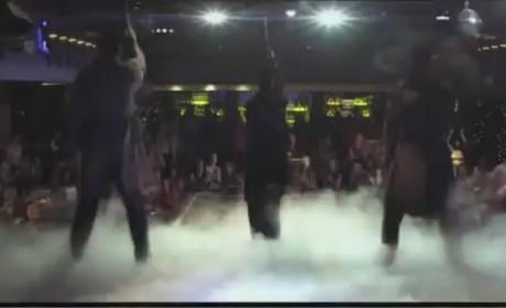 Magic Mike Clip: It's Sort of Literally Raining Men!