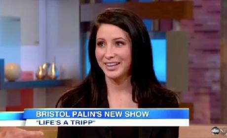 Bristol Palin Reality Show Sneak Peek: I'm a Grounded, Normal Mom!