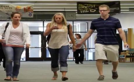 Guy Holds Hands With Strangers, Films Reactions