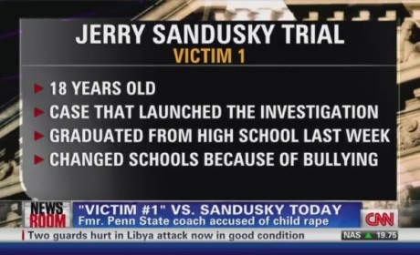 Jerry Sandusky Accuser Describes Oral Sex Acts in Graphic Testimony at Trial