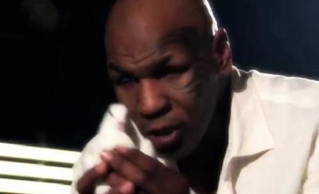 "Mike Tyson Serenades LeBron James with ""LeBron James"" on Jimmy Kimmel Live"