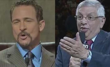 David Stern Jim Rome Interview