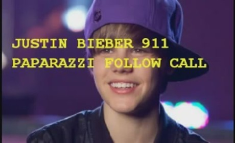 Justin Bieber 911 Call
