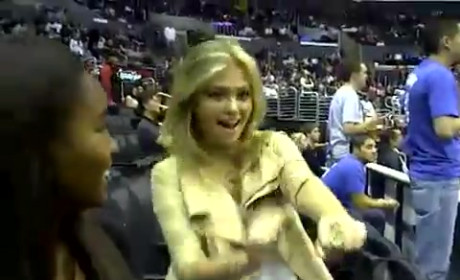 Kate Upton Dougie Video