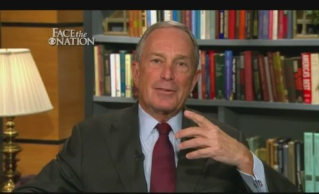 Michael Bloomberg Calls for Gun Control