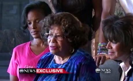 Katherine Jackson Speaks Out: I'm Fine!