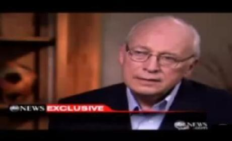 Dick Cheney Good Morning America Interview