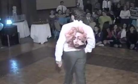 Bar Mitzvah Vogue Dance: Shaun Sperling Becomes a Man, Internet Legend