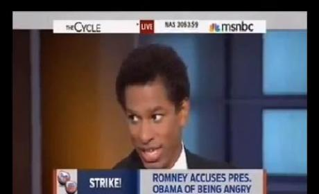"MSNBC's Touré Accuses Mitt Romney of ""Niggerization"" of President Obama"