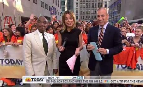 Is Al Roker Trying to Sabotage The Today Show?