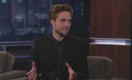 Robert Pattinson Talks Cars, Gay Sex Raids, Prostate Exams