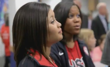 Gabby Douglas Reveals Bullying, Torment With Racial Slurs on Oprah's Next Chapter