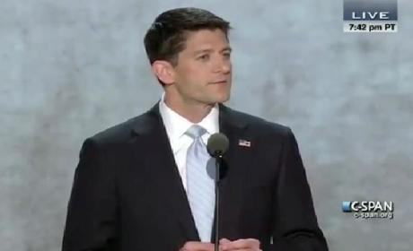 Paul Ryan Republican National Convention Speech