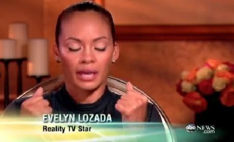 Evelyn Lozada Interview on Nightline