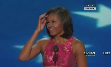 Michelle Obama Democratic National Convention Speech