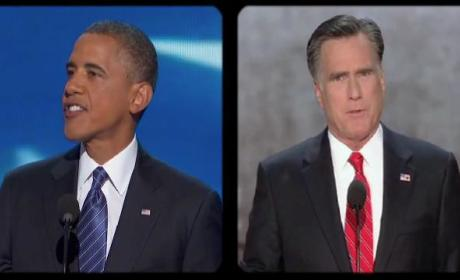 RNC and DNC Side By Side