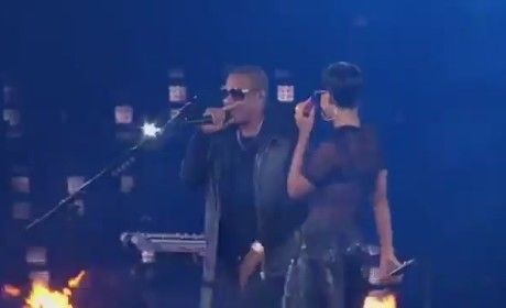 Jay-Z, Rihanna and Coldplay Rock Paralympics Closing Ceremony