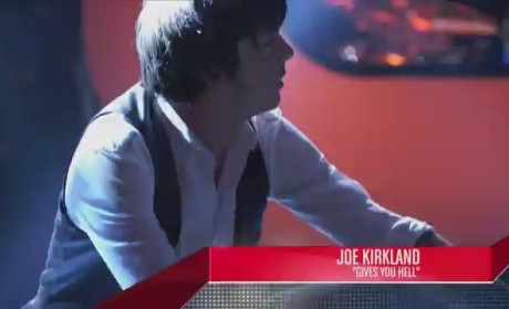 Joe Kirkland - Gives You Hell (The Voice Blind Audition)