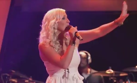 Gracia Harrison - I Want to Be a Cowboy's Sweetheart (The Voice Blind Audition)
