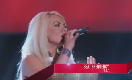 """Beat Frequency - """"E.T."""" (The Voice Blind Audition)"""
