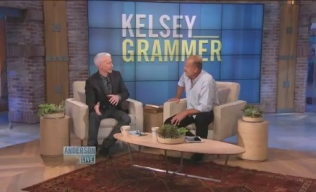 Kelsey Grammer on Anderson
