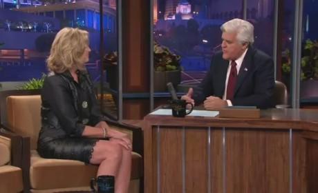 Ann Romney Tonight Show Clip - Mormon POTUS