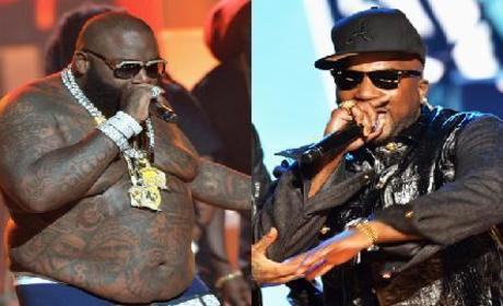Rick Ross vs. Young Jeezy